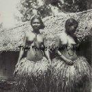 Samoa Women late 1800s