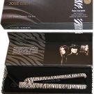 """Jose Eber Premium Ceramic Hair Iron Zebra 1.25"""" Wide Plates"""