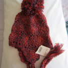Free People Spice Red Comb Hat