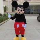 Unisex Mascot Costume Mickey Mouse Mascot Costume Cosplay For Halloween Party