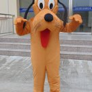 Unisex Mascot Costume Pluto Dog Mascot Costume Cosplay For Halloween Party