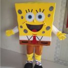Custom Made Unisex Mascot Costume SpongeBob Costume Cosplay For Celebration Party