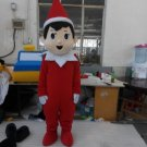 Custom Made Mascot Costume Elf On The Shelf Mascot Costume Cosplay For Christmas Party