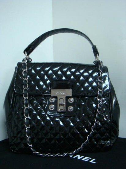 Chanel Mademoiselle Bag - Black
