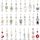 10 pieces mixed different belly button rings body jewelry navel ring sexy w