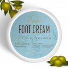 Foot Cream Foot Moisturizer Softens And Intensively Hydrates With Olive Oil