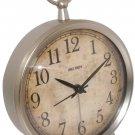 Westclox Alarm Clock, Metal Case