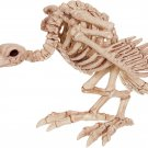 Skeleton Vulture Halloween Decoration