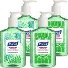 Purell 9674-06-ECDECO Advanced Design Series Hand Sanitizer, 8 Oz Bottles (Pack