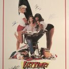 Fast times at ridgemont high signed movie poster