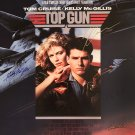 Signed Top gun movie poster