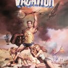 National lampoon's vacation Signed Movie Poster