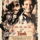 Hook Signed Movie Poster