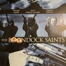 The boondocks saints Signed Movie Poster