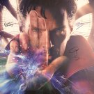 Doctor Strange Signed Movie Poster