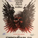 The Expendables Signed Movie Poster