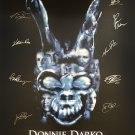 Donnie Darko Signed Movie Poster Signed Movie Poster