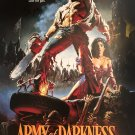 Army of Darkness Signed Movie Poster Signed Movie Poster