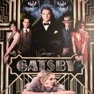 The great gatsby Signed Movie Poster Signed Movie Poster