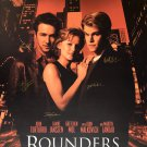 Rounders Signed Movie Poster