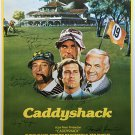 CADDYSHACK Signed Movie Poster