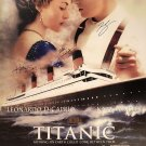 TITANIC SIGNED MOVIE POSTER
