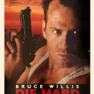 DIE HARD SIGNED POSTER