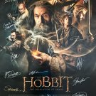 THE HOBBIT Signed Movie Poster