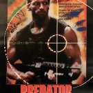 Predator Signed Movie Poster