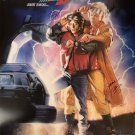 Back To The future II Signed Movie Poster