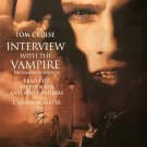 INTERVIEW WITH THE VAMPIRE SIGNED POSTER