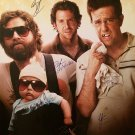 THE HANGOVER SIGNED POSTER