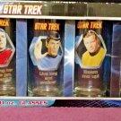 Star Trek Original Collectible set of (4) 10 oz Glasses