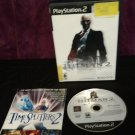 Hitman 2 PS2 Playstation 2 Game Complete