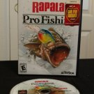 Play Station 2 PS2 Rapala Pro Fishing Complete Game