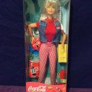 Vintage Coca Cola Picnic Barbie Doll, Special Edition, 1997 Mattel Unopened Box