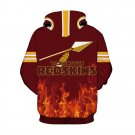Washington Redskins Football Team Sport Hoodie Unisex