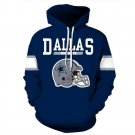 Dallas Cowboys NFL Football Team Hoodie