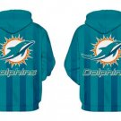 Miami Dolphins NFL Football Team Sport Hoodie