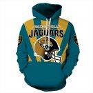Team Hoodie Jacksonville Jaguars NFL Football