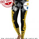 Pittsburgh Steelers Football Team Sports Leggings