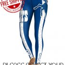 Indianapolis Colts Football Team Sports Leggings