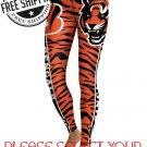 Cincinnati Bengals Football Team Sports Leggings