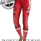Detroit Red Wings Hockey Team Sports Leggings