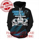 Carolina Panthers Football Team Sport Hoodie