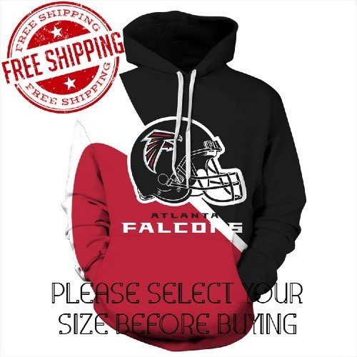 Atlanta Falcons Football Team Sport Hoodie