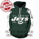 New York Jets Football Team Sport Hoodie