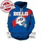 Buffalo Bills Football Team Sport Hoodie