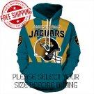 Jacksonville Jaguars Football Team Sport Hoodie