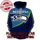 Seattle Seahawks Football Team Sport Hoodie